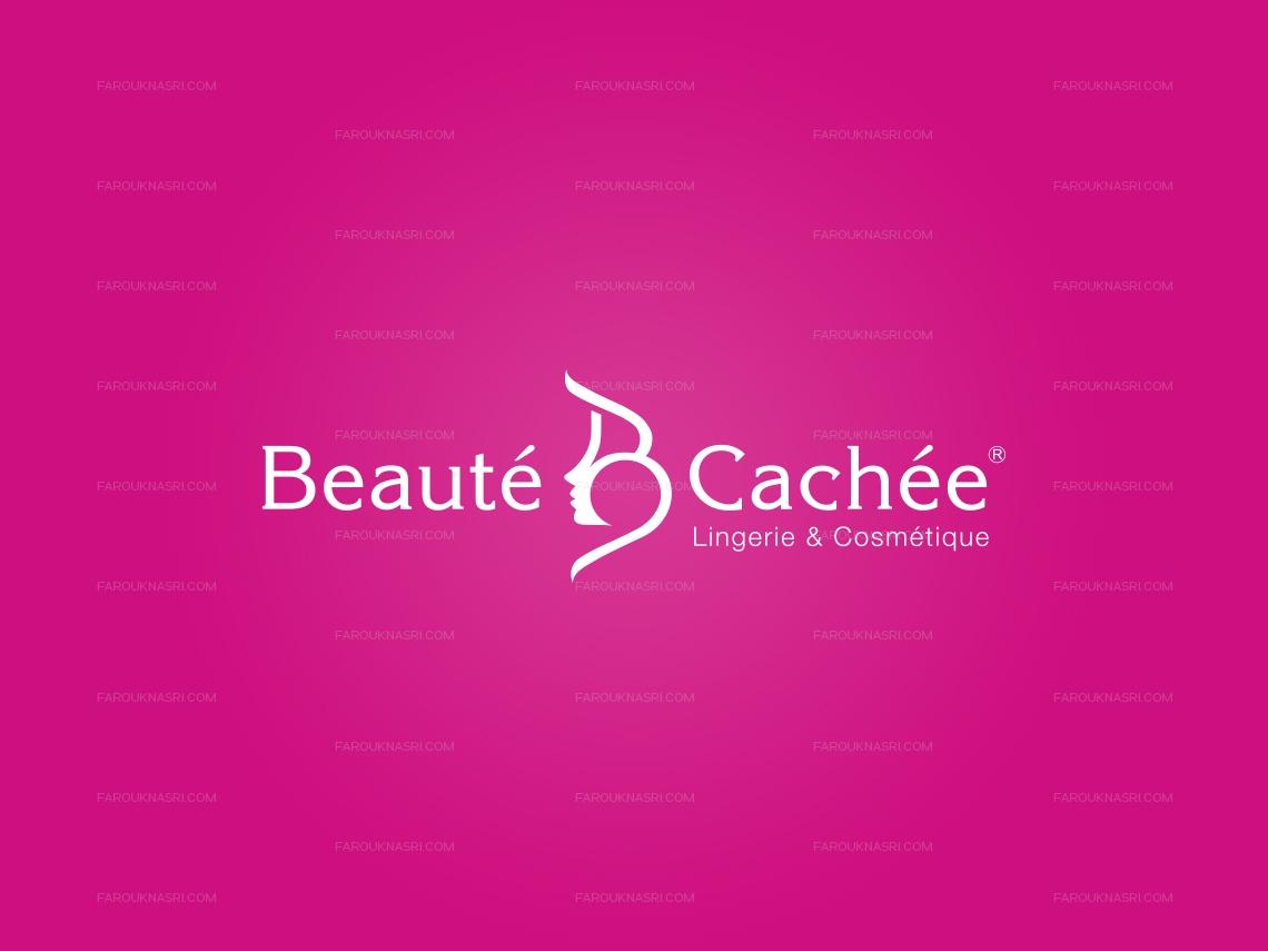 Création du logo Beauté Cachée