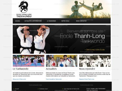 Ecole Thanh-Long Taekwondo