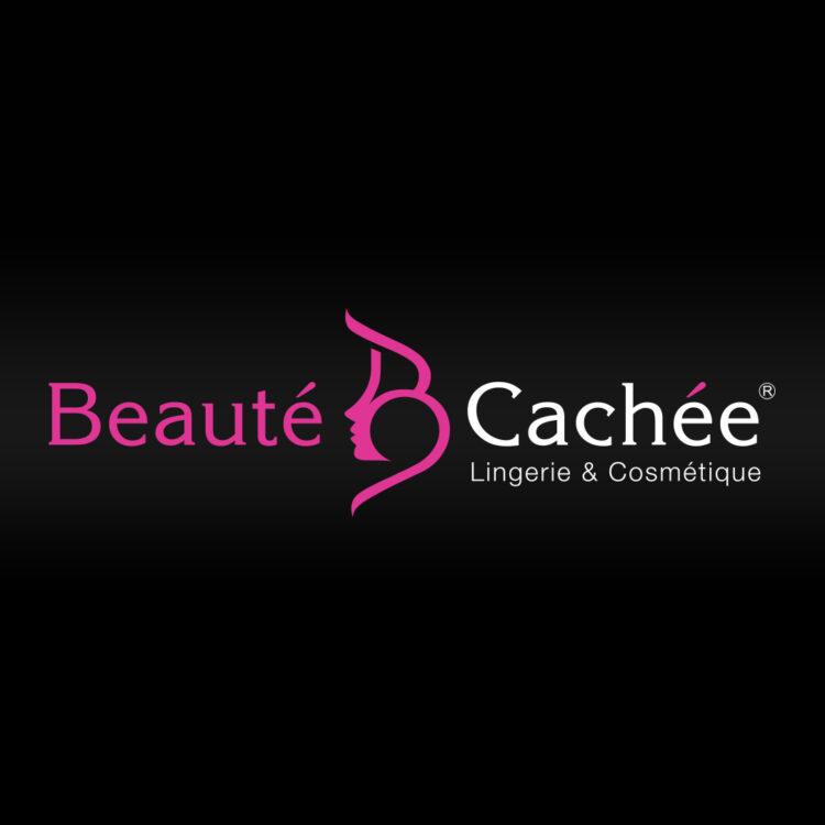 Création de logo - Beauté Cachée