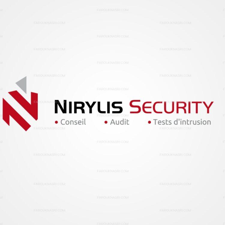 Création de logo - Nirylis Security