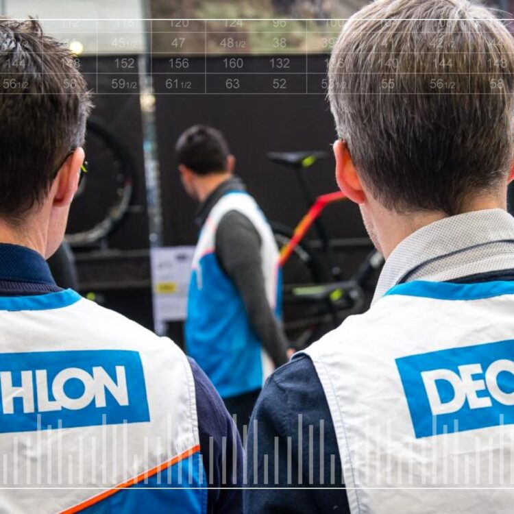Design UX d'une application métier Lille - Decathlon