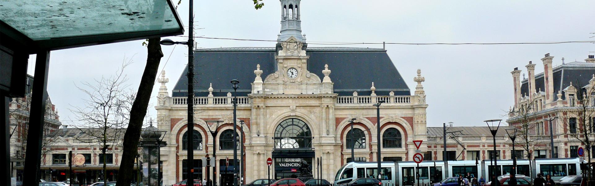 Photo de Valenciennes, à proximité de l'agence web valenciennoise Farouk Nasri