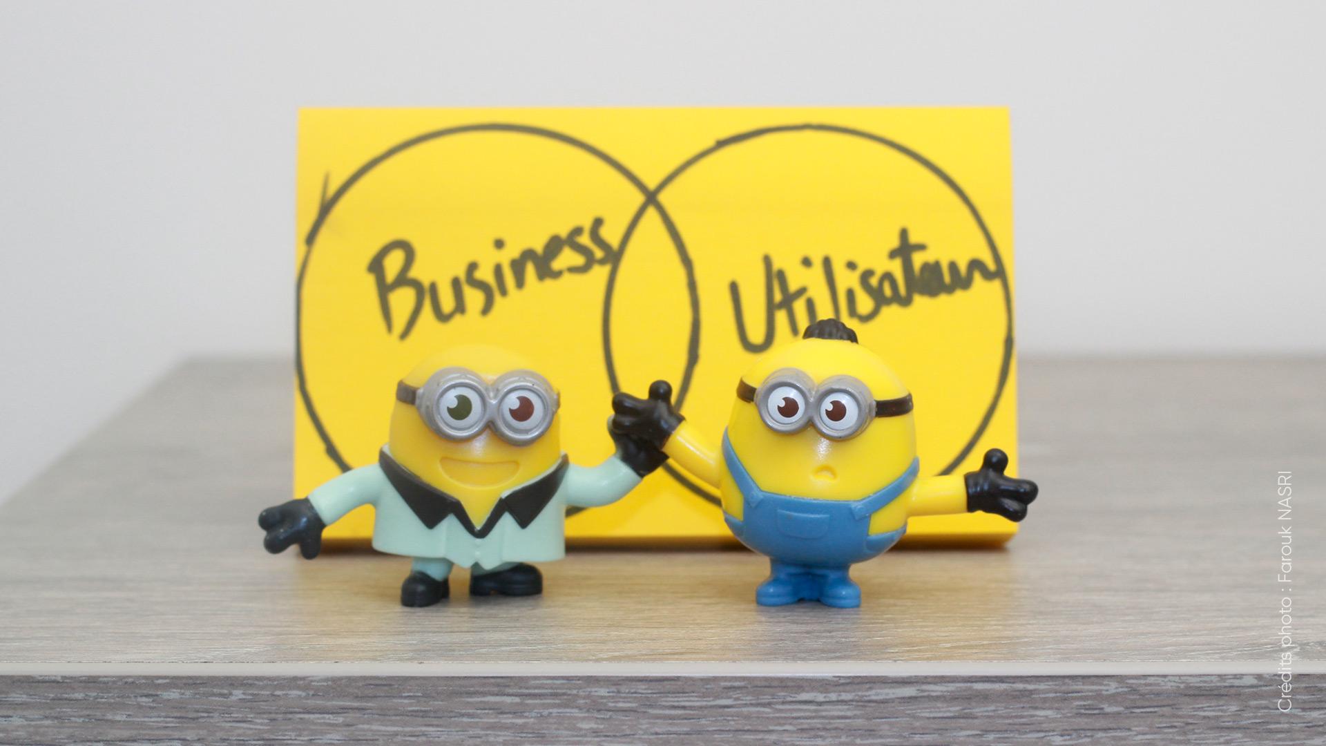 UX design et enjeux business