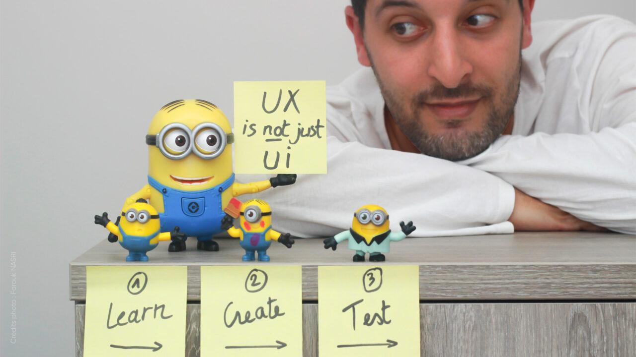 L'UX design c'est quoi ?