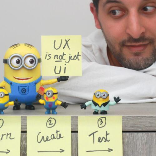 """L'expérience utilisateur ou """"UX"""" : c'est quoi ?"""