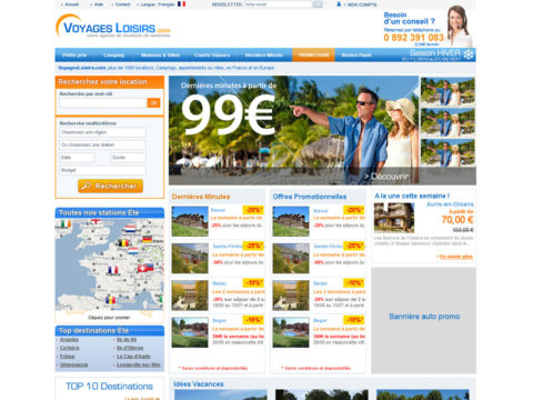Voyages Loisirs