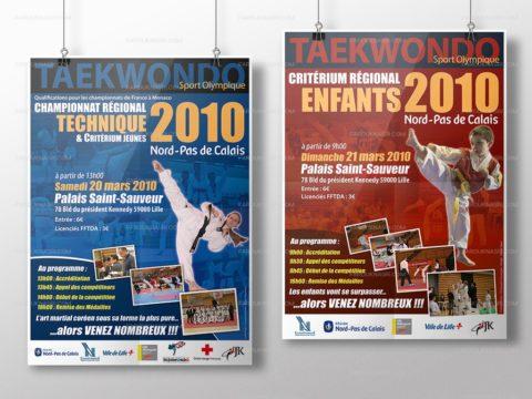 Ligue Taekwondo Nord Pas-de-Calais